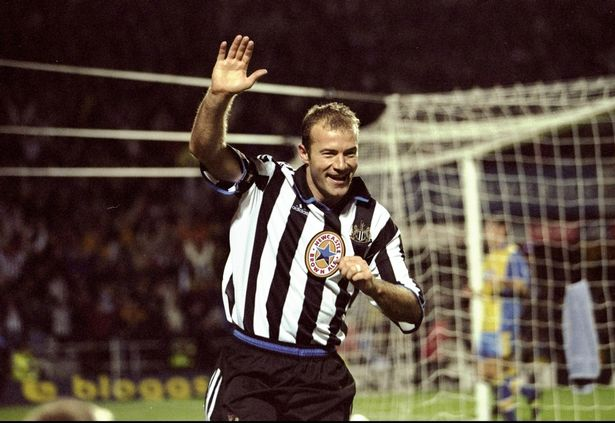 Alan Shearer is the Premier League's leading all-time top scorer with 260 goals in 441 games