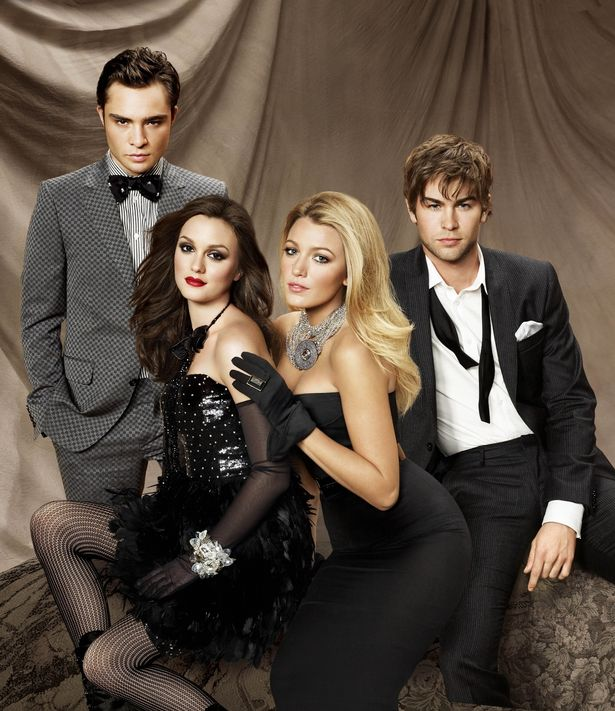 Gossip Girl was one of the most popular series on TV at the time