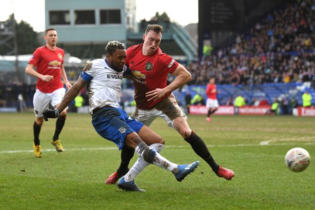 Jones last featured for United's first-team against Tranmere Rovers in January 2020