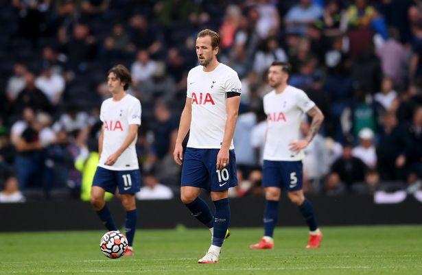 Keane was scathing of Tottenham's second-half performance