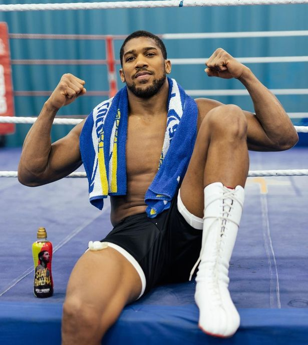 Anthony Joshua has a tough task in facing the Ukrainian before he can turn his attention to Tyson Fury