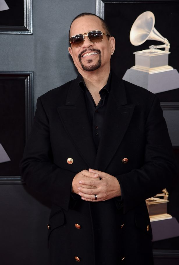 Ice T attends the 60th Annual GRAMMY Awards at Madison Square Garden on January 28, 2018 in New York City.
