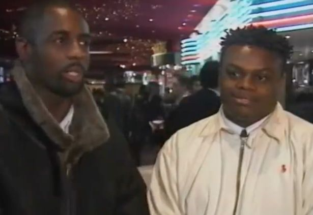 Idris Elba spotted in unearthed clip giving his reaction to Pierce Brosnan as James Bond in GoldenEye