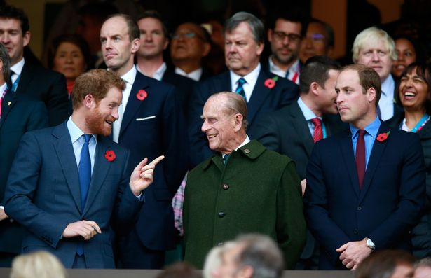 Prince Harry and William joined the BBC to pay tribute to the Duke of Edinburgh