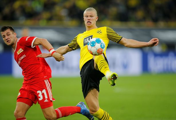 The Norwegian ace has scored 68 in 67 appearances for Dortmund