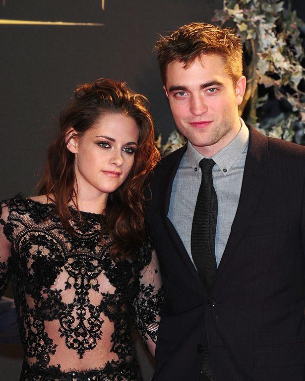 Robert Pattinson and Kristen Stewart who star in the film series