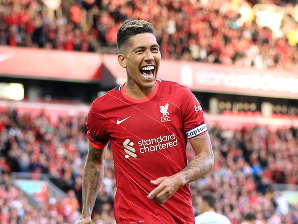 Roberto Firmino is a crucial part of the Liverpool team