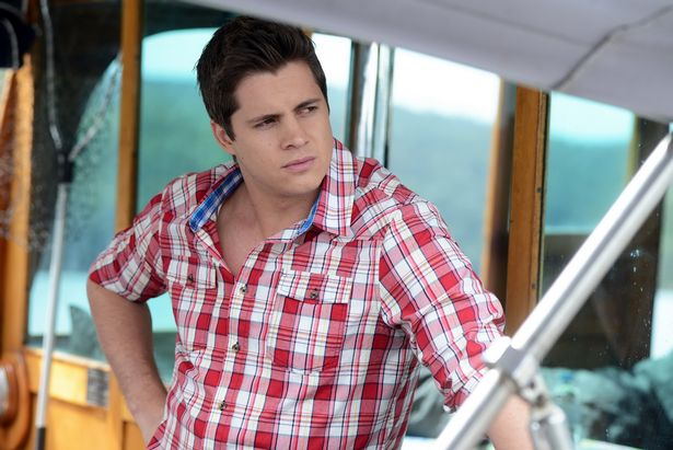 Johnny played Chris Harrington in Home and Away from 2013 to 2016