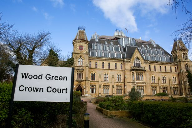 LONDON, UNITED KINGDOM - 2020/03/09: An exterior view of Wood Green Crown Court in north London. (Photo by Dinendra Haria/SOPA Images/LightRocket via Getty Images)