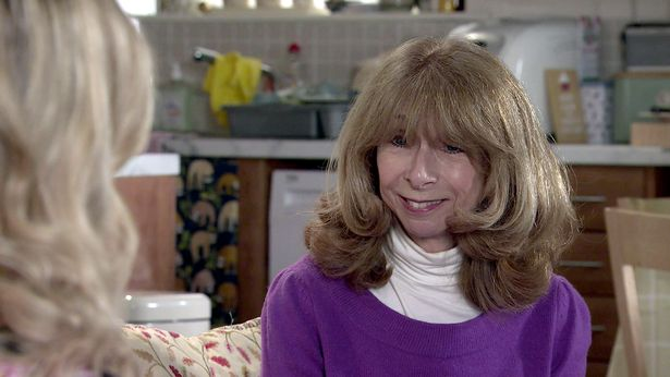 Helen plays Gail on the popular soap