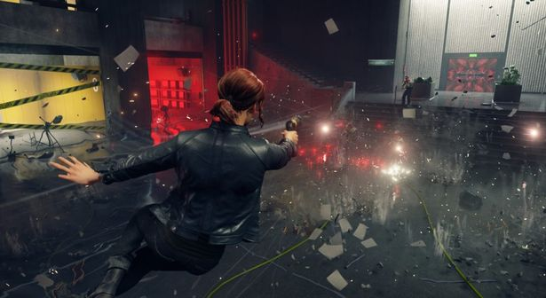 'Control' is set in the same narrative universe as Remedy Entertainment's other game, 'Alan Wake'