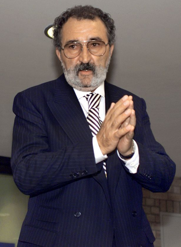 Ion Tiriac was also the president of the Romanian Olympic Committee at the turn of the millennium.
