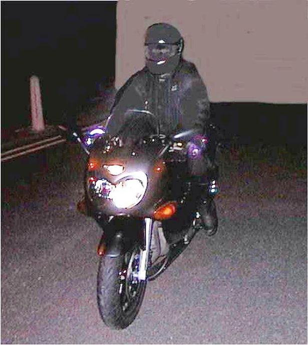 Metropolitan police handout photo dated April 2004 of how Nightstalker who has struck 84 times may be dressed.