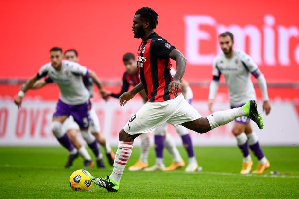 Kessie scored 11 goals from defensive midfield last season, but is out of contract next summer