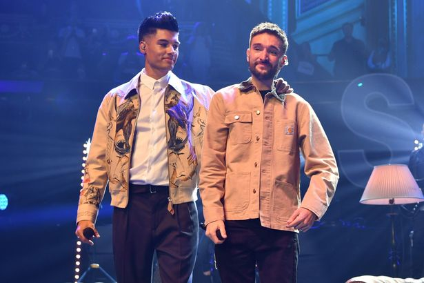 Tom Parker breaks down in tears during The Wanted charity gig amid cancer battle