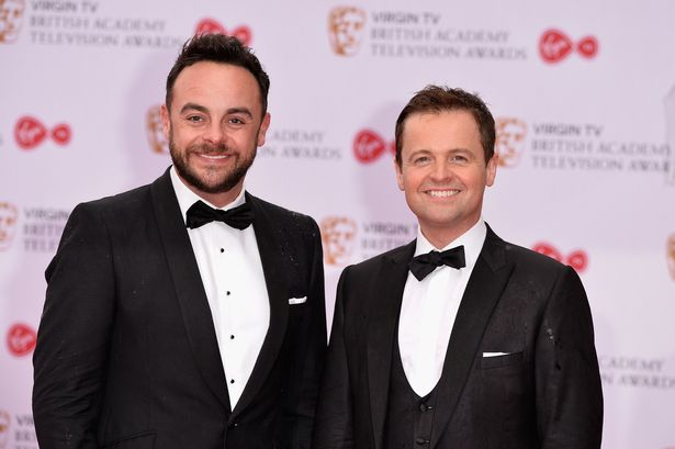 The pair recently won the NTA Award for Best Presenter for the 20th year in a row