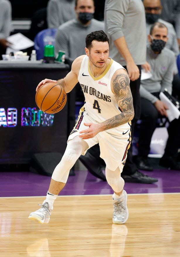 Redick became the 15th all-time leading three-point scorer