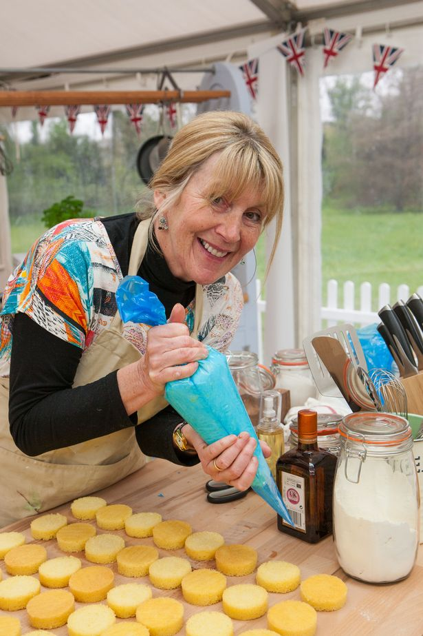 Nancy was a fan favourite on the show and blossomed into an incredible baker