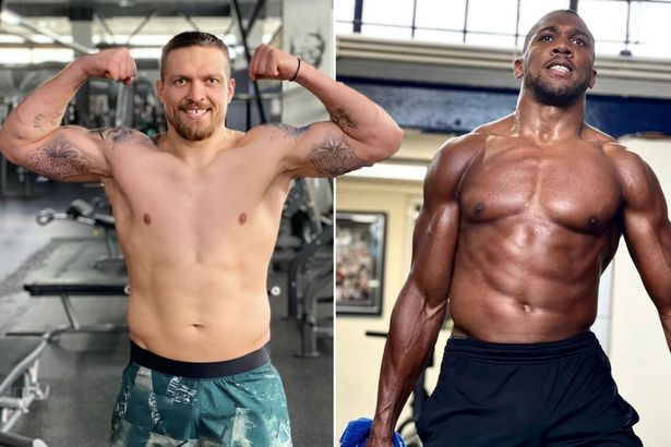 Usyk and Joshua will compete for three world heavyweight titles