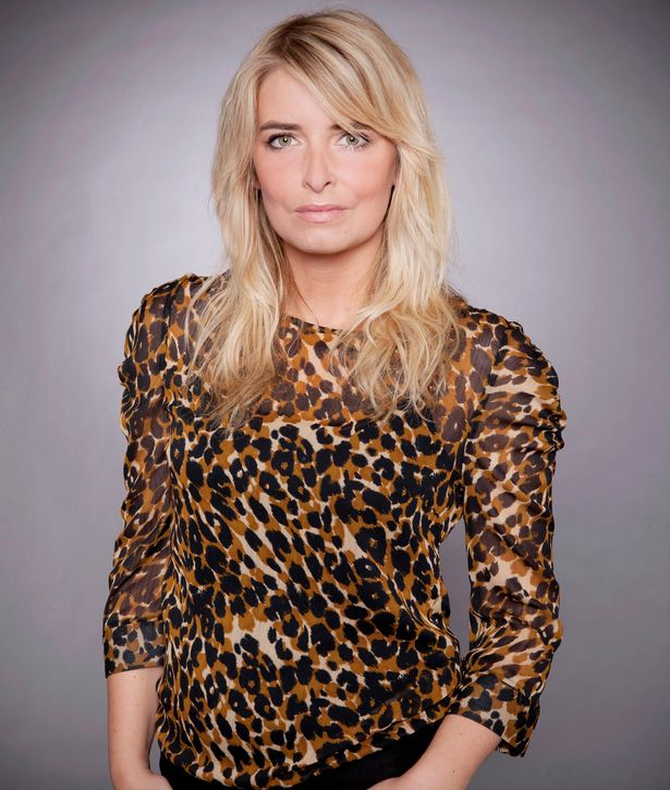 Emma Atkins who plays Charity Dingle was caught up in the robbery