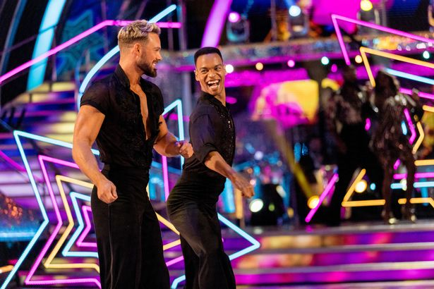 Strictly's John Whaite 'started crying' during rehearsal tiff with pro Johannes Radebe