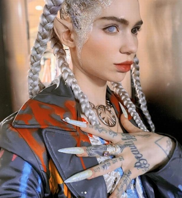 Grimes stunned her fans as they pressed her for her new album launch