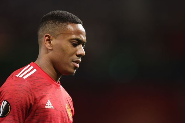 Anthony Martial is set to leave Manchester United following the arrival of Jadon Sancho