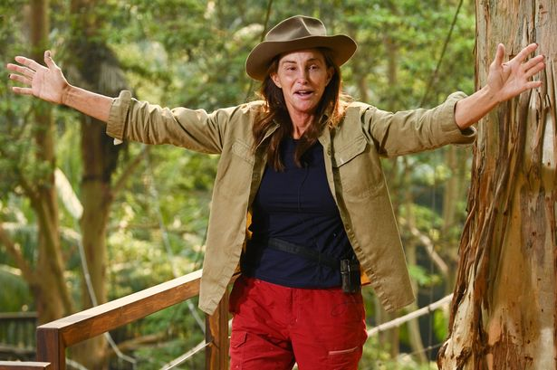 Caitlyn appeared on I'm A Celeb in 2019