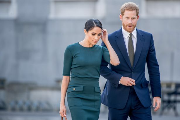 The Duke and Duchess of Sussex recently appeared on Time Magazine