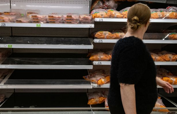 Store bosses fear people will panic buy