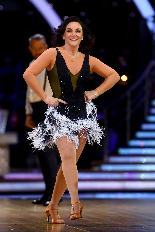 Shirley Ballas during the opening night of the Strictly Come Dancing Arena Tour 2020 at Arena Birmingham