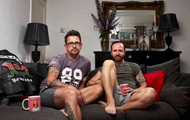 Husband of 'suicidal' Gogglebox star says bosses 'stood by as he was bullied off show'