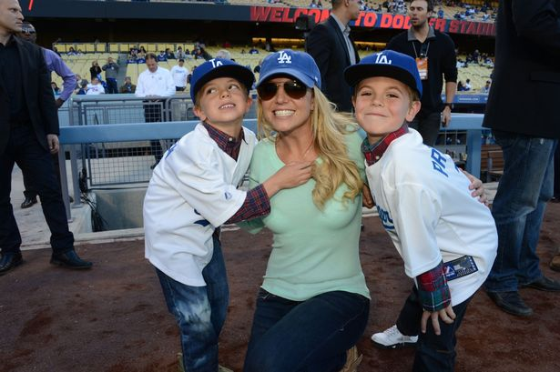 In one audio clip, Britney claims her dad threatened to take her kids away