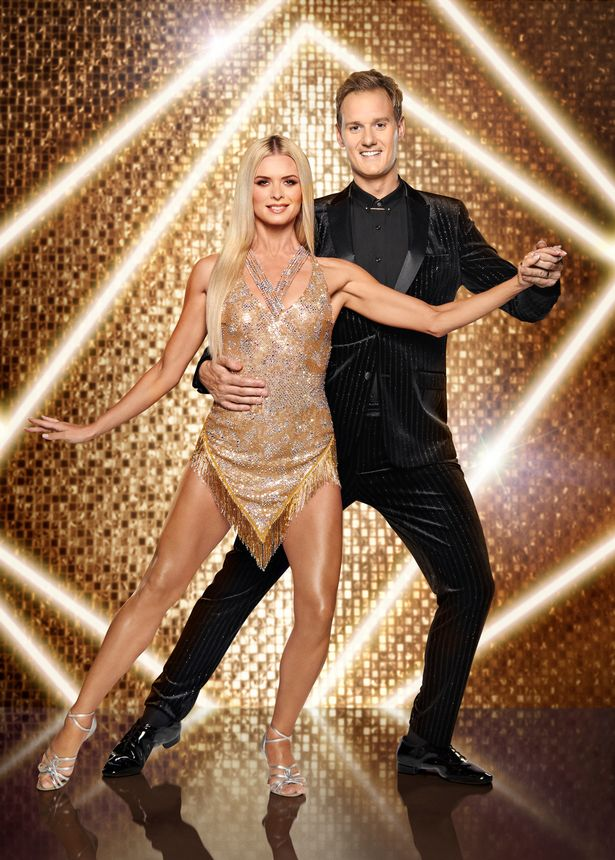 Dan Walker 'broken' by Strictly Come Dancing rehearsals with pro Nadiya Bychkova
