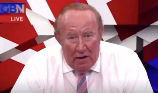Andrew Neil announced his departure from GB News just two weeks after the launch of the new channel