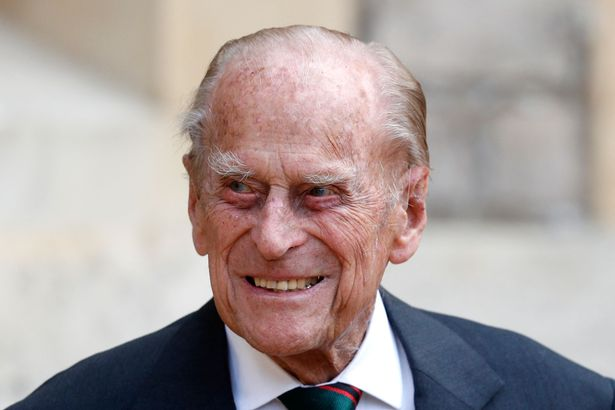(FILES) In this file photo taken on July 22, 2020 Britain's Prince Philip, Duke of Edinburgh takes part in the transfer of the Colonel-in-Chief of The Rifles at Windsor castle in Windsor. - Queen Elizabeth II's 99-year-old husband Prince Philip has undergone a successful heart procedure, Buckingham Palace said on March 4, 2021 after he was transferred to a cardiac unit in London. (Photo by Adrian DENNIS / POOL / AFP) (Photo by ADRIAN DENNIS/POOL/AFP via Getty Images)