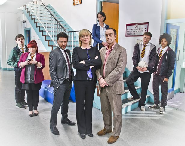 The school drama will film in a new location of Greater Manchester