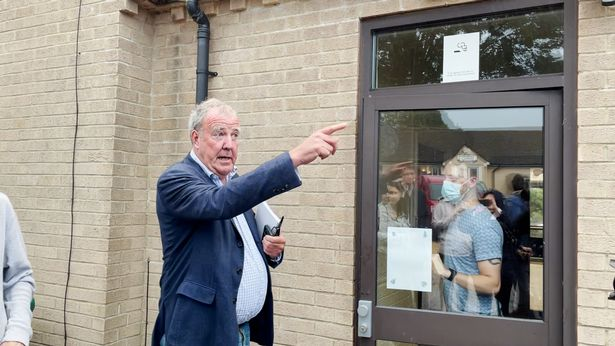 He has clashed with the locals and held a town meeting to alleviate their fears