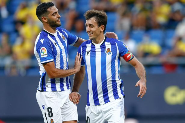 Mikel Oyarzabal has been linked with a transfer to Manchester City