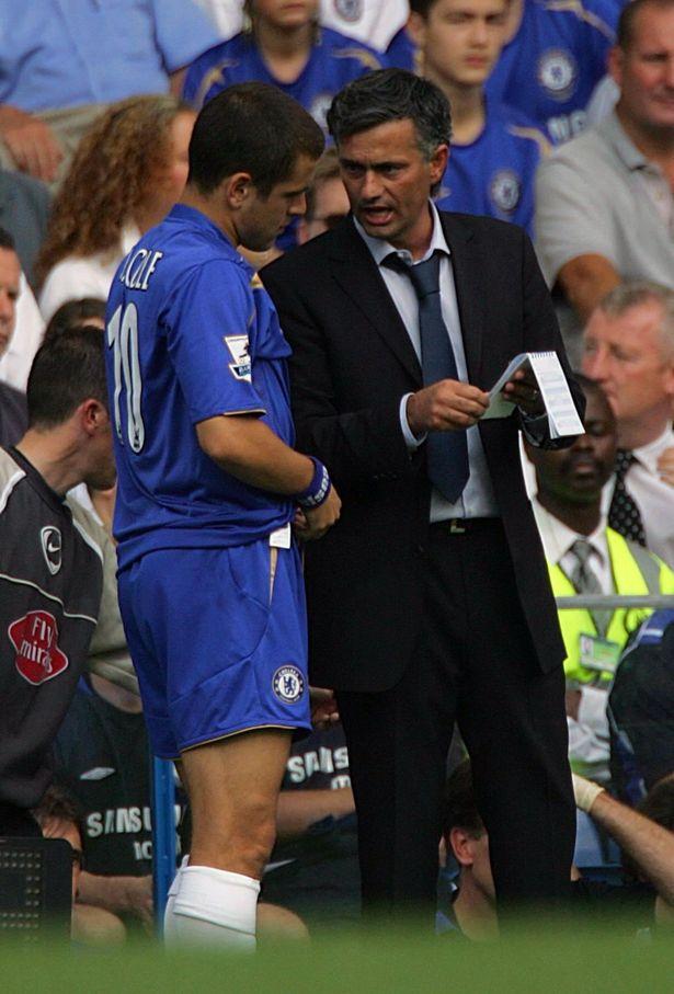 "Chelsea legend Joe Cole describes ""oh f***"" moment he ignored Jose Mourinho"
