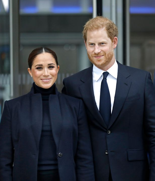 Meghan Markle and Prince Harry were recently named as one of Time's top 100 most influential people