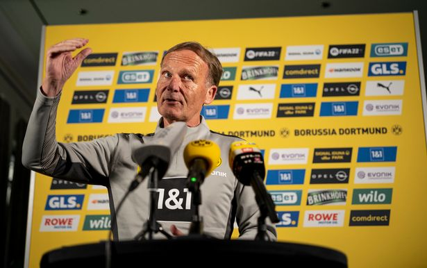 Dortmund chief Hans-Joachim Watzke has admitted it will be tough to keep Haaland