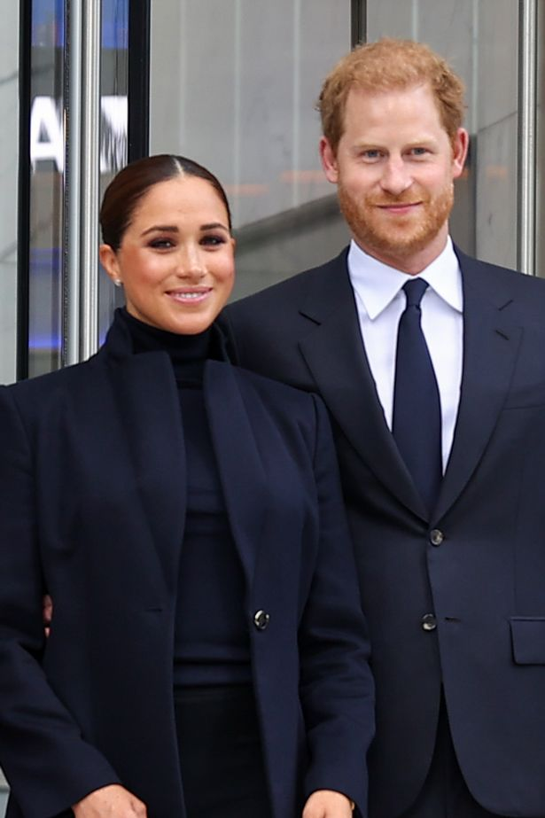 It's the Sussexes' first public trip to New York since they left the UK 18 months ago