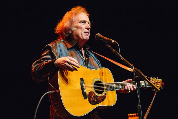 Don McLean released his famous American Pie single in 1971