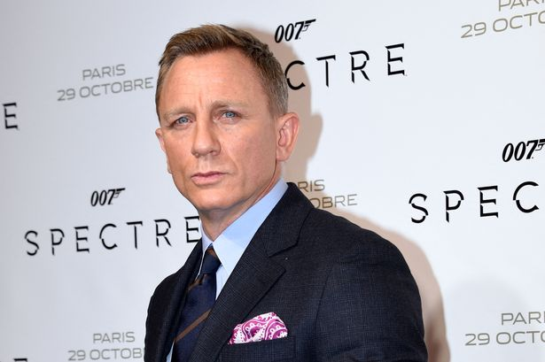Daniel Craig is the current James Bond, he will step down after the release of No Time To Die