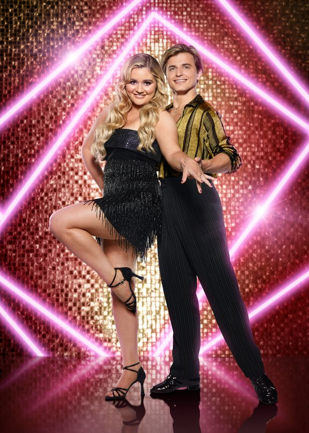 """Tilly Ramsay revealed her father was """"really sad"""" to be replaced by Nikita Kuzmin as her dancing partner"""