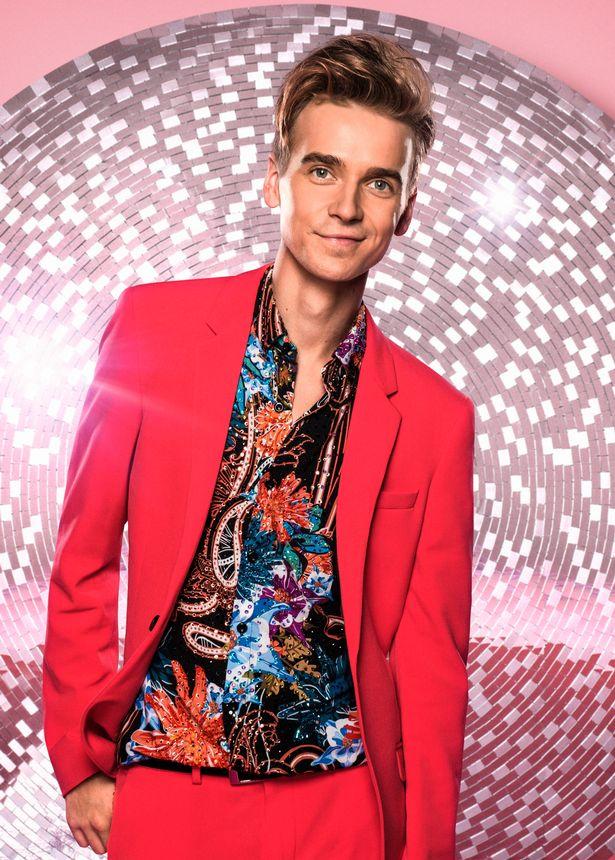 Joe appeared on Strictly back in 2018