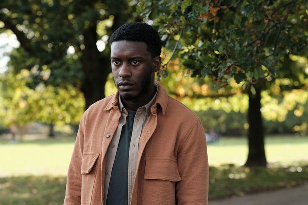 Samuel Adewunmi as Ed Harrison.
