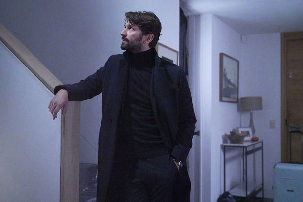 Michiel Huisman as Olivier Meyer.
