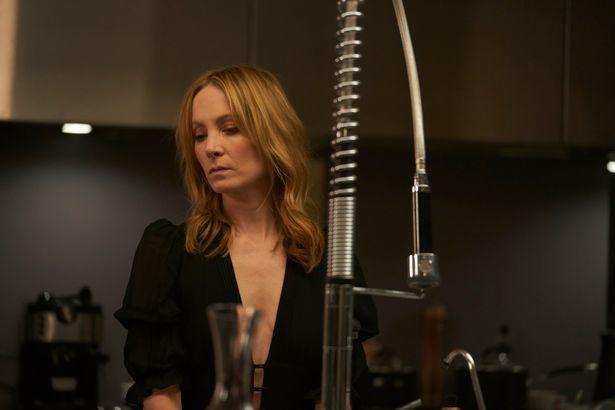 Joanne Froggatt as Angela Black.